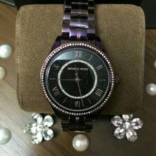 Michael kors Lauryn stainless steel watch