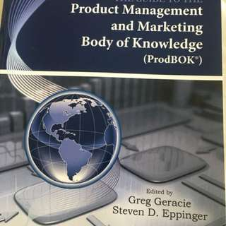 Aipmm product management and marketing body of knowledge
