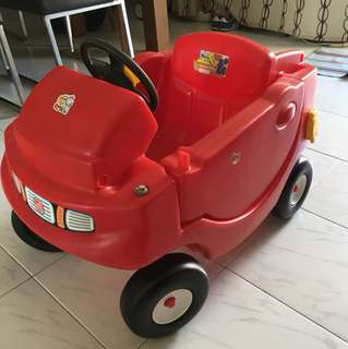 Baby Car with removable door