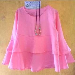 Baju olla blouse murah