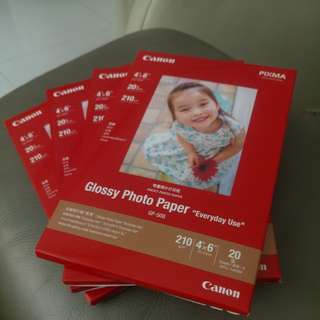 Canon Glossy Paper