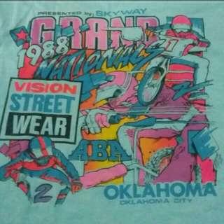 Bmx skyway vision street wear 1988