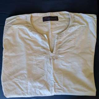 Kota shirt off white large