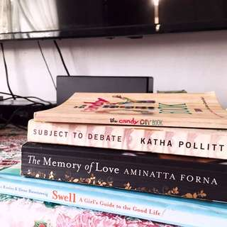 Fiction, Self-Help, Women and Culture