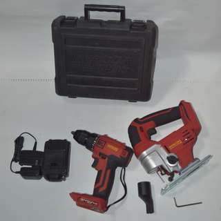 Cordless Brushless Drill / Jigsaw