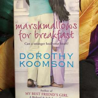 Dorothy Komsoon Marshmallows