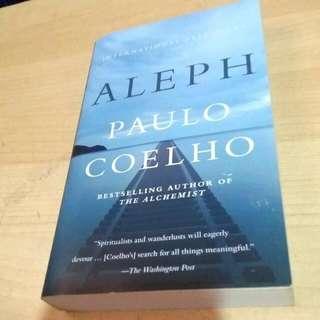 ✨REPRICED✨Aleph - Paulo Coelho
