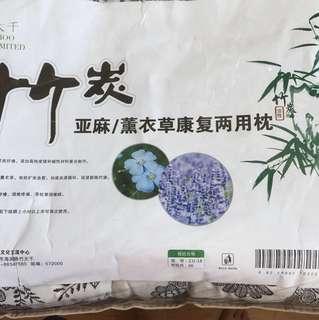 100% brand new Nono bamboo charcoal fiber pillow
