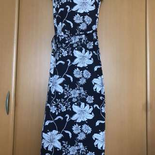 Asos Mamalicious Maternity Maxi Dress Size XS