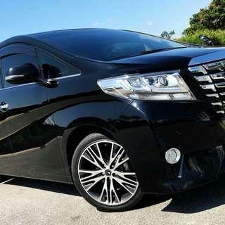 Toyota Alphard 2.5 A