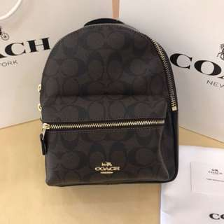 Coach Mini Backpack Original Coach