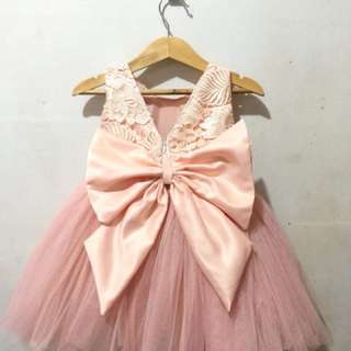 REPRICED! Baby Gown