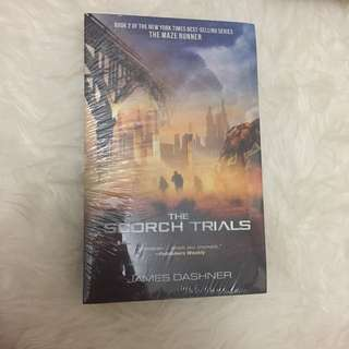 Novel The Scorch Trials