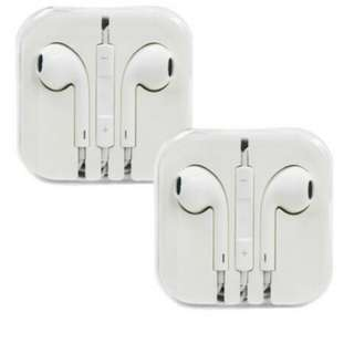 Earphones for iPhone and Android
