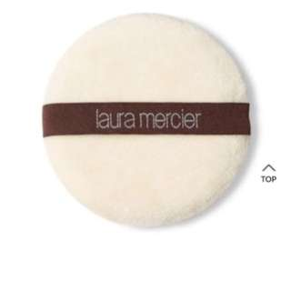 BN Laura Mercier loose powder velour puff