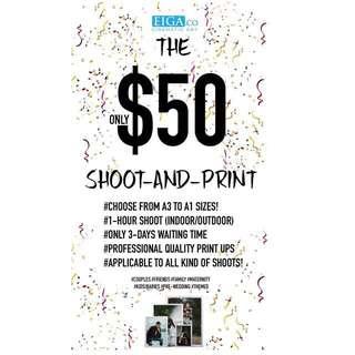 $50 PHOTOSHOOT! DM NOW HERE OR @eiga.co(INSTAGRAM)