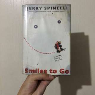 Smiles To Go (Jerry Spinelli)