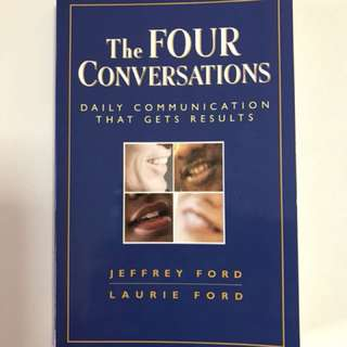The Four Conversations by Jeffery Ford