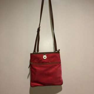 Pre-Loved Authentic MK Body Bag