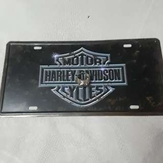 Authentic Harley Davidson ring