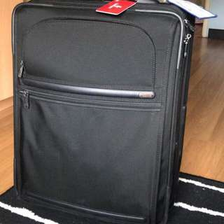 Tumi luggage bag