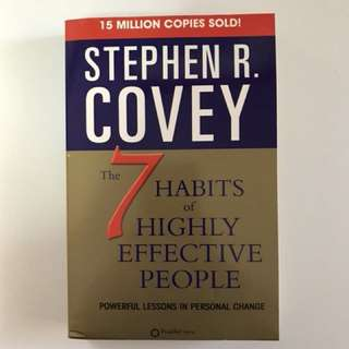 The 7 Habits OG Highly Effective People
