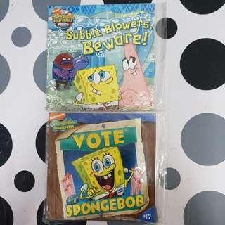 The Spongebob Squarepants (2 Titles)