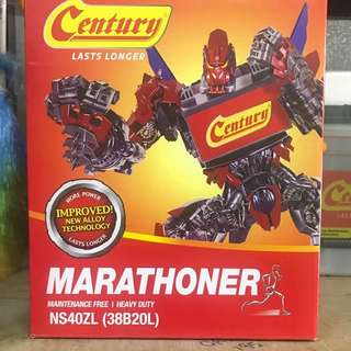 Century Marathoner MF NS40ZL