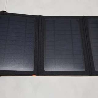 3 Panel Solar Charger 10W