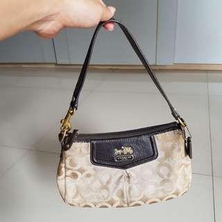 Mini Bag Coach. 100% authentic