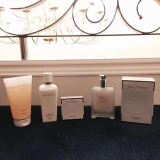 Hermès bath collection