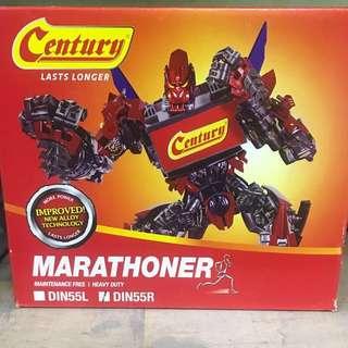 Century Marathoner MF DIN55R