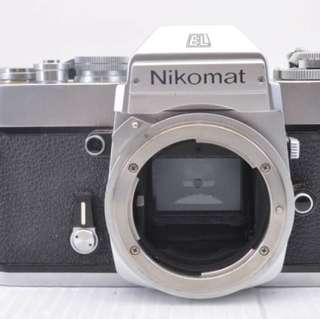 Nikon EL 底片 單眼相機