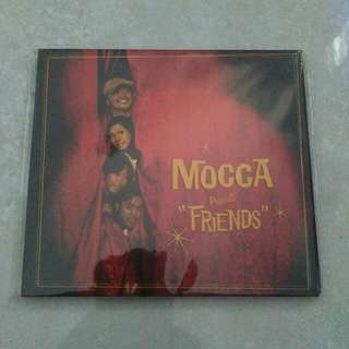 CD Original Mocca album Friends. mulus