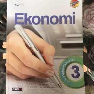 Buku Ekonomi Kelas 12 ESIS K13