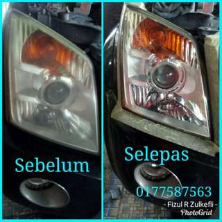 coating head lamp