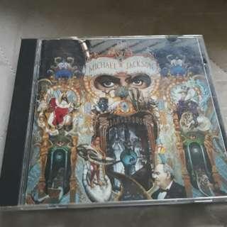 Dangerous orginal album Michael jackson