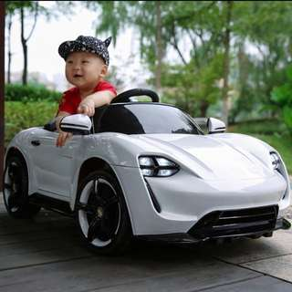 2017 NEW Big Children Electric Ride On Toy Stroller Car With 2.4G Remote Controller Double Driver Start By Foot Pedal For Kid