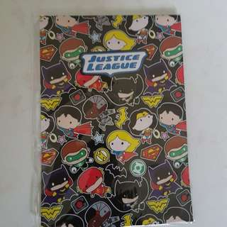 Justice league limited edition Note Book