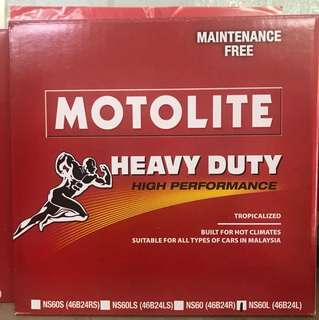 Century Motolite MF ALL NS60
