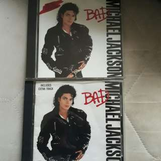 Michael Jackson Bad Original Album