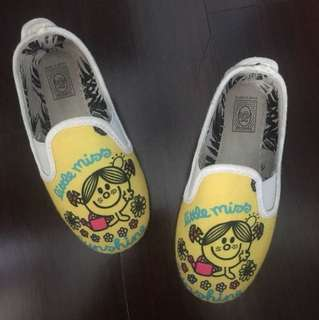 Little Miss Sunshine Shoes