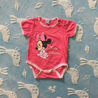0-3 Month Disney Rompers