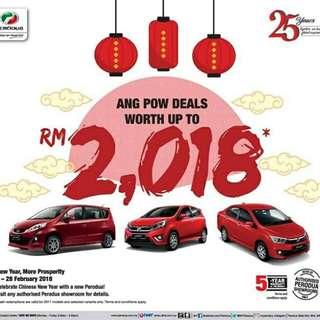 Perodua CNY PROMOTION!