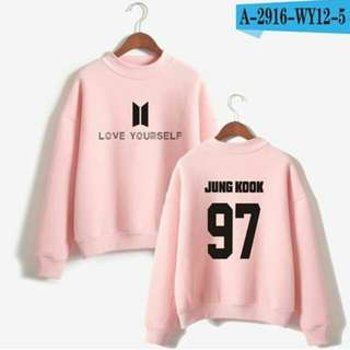 BTS Love Yourself Sweatshirt (Pre-order)