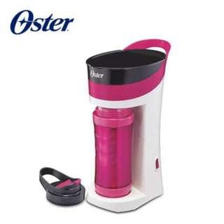 OSTER 隨行杯咖啡機-粉紅 BVSTMYB-PK