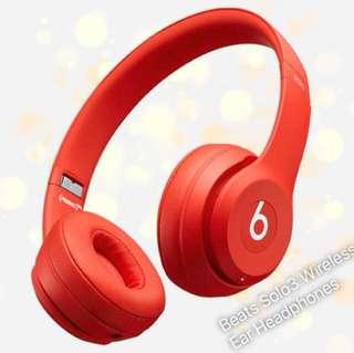 Beats by Dre solo 3 wireless