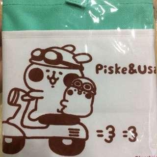 🚚 Piska$Usagi 提袋 購物袋 環保袋