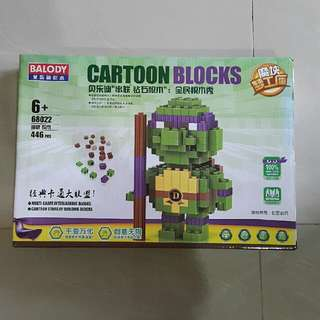 Lego Ninja Turtle