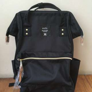 Original Anello Black Bag